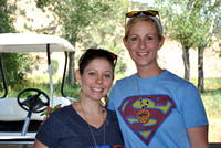 2014_s6_Elaine Smothers and Stephanie Turner_Archery