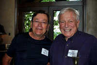 2014_Weber Event_Bob Weber and George M